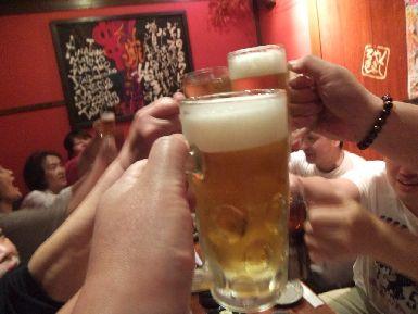 __ 3 乾杯